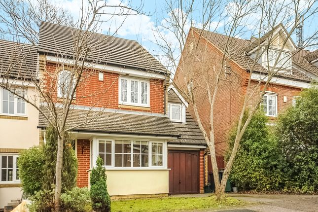 Thumbnail Semi-detached house to rent in Bassett Drive, Reigate