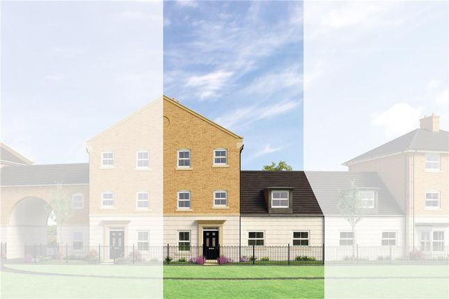 "Thumbnail Mews house for sale in ""Dorset A"" at Aberford Road, Wakefield"