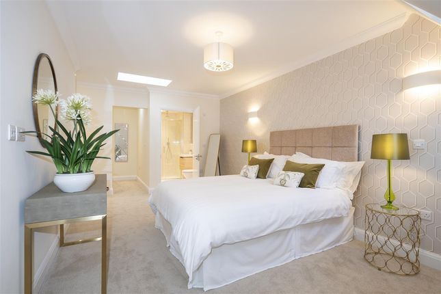 Typical Bedroom of Fleur De Lis, Yorktown Road, Sandhurst GU47