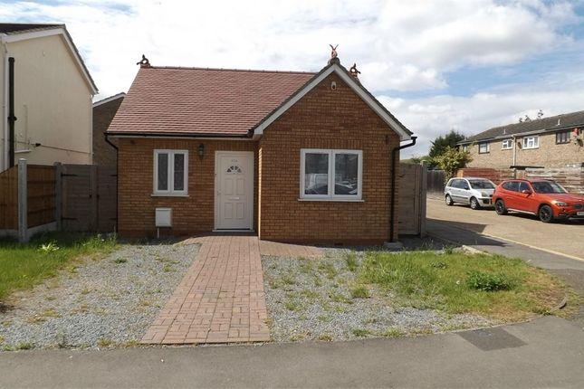 Thumbnail Detached bungalow for sale in Heaton Avenue, Romford, Essex