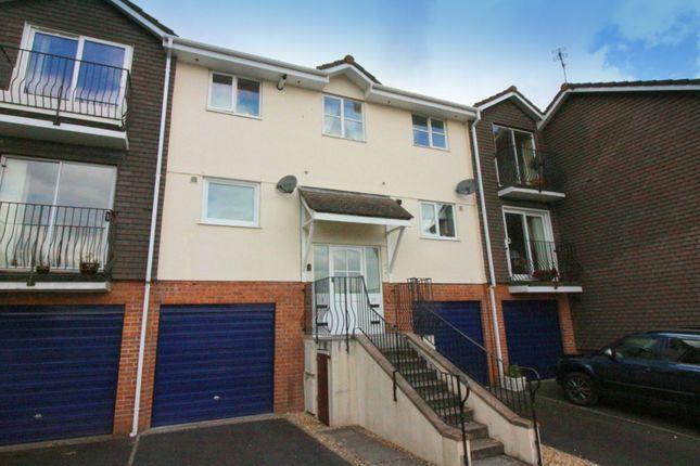 Thumbnail Flat to rent in Biscombe Gardens, Saltash