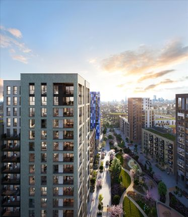 Thumbnail Flat for sale in Apt 18, Acer Collection, Arden SE10, London