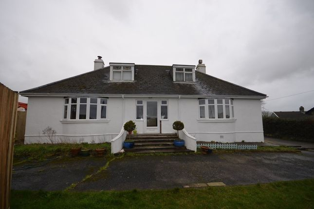 Thumbnail Detached bungalow for sale in Trebarvah Road, Constantine, Falmouth