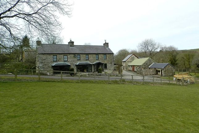 Thumbnail Detached house for sale in Llangrannog Road, Rhydlewis, Ceredigion