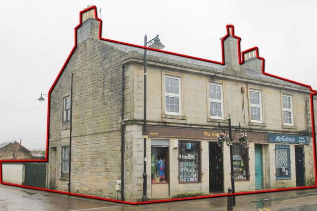 Thumbnail Detached house for sale in 7, 9 And 11-13, Main Street, Dalmellington, East Ayrshire KA67Ql
