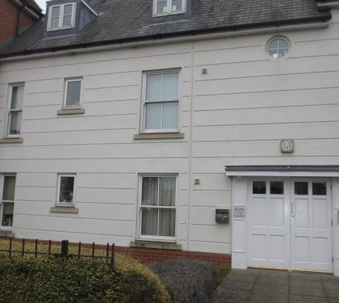 Thumbnail Flat to rent in Alan Road, Ipswich