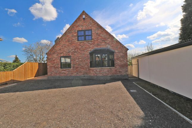 Thumbnail Detached house for sale in Riverside Flats, North Street, West Butterwick, Scunthorpe
