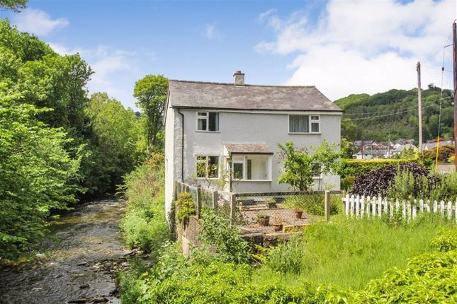 Thumbnail Detached house for sale in New Road, Glyn Ceiriog, Llangollen