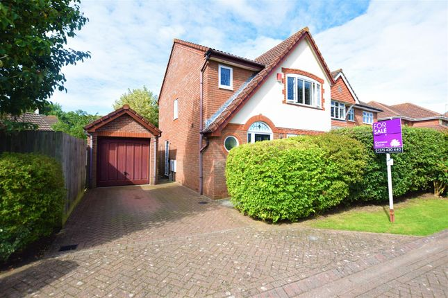 Thumbnail Detached house for sale in Sturmey Way, Pill, Bristol