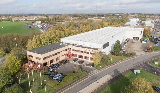 Thumbnail Light industrial for sale in Arqadia House, 2 Wolseley Road, Woburn Road Industrial Estate Kempston, Bedford