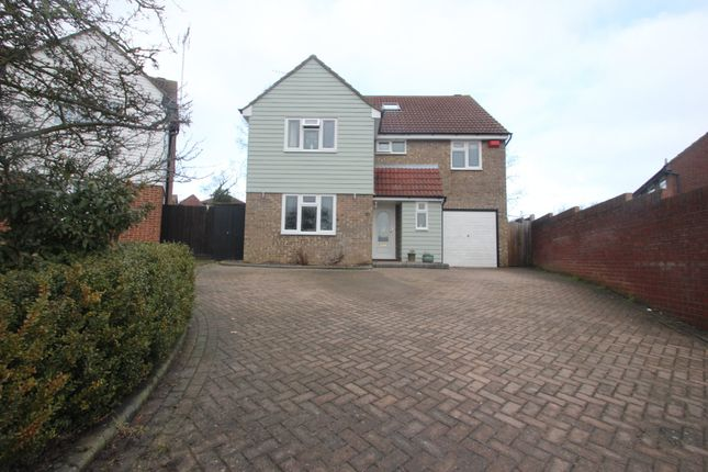 Thumbnail Detached house for sale in Minton Heights, Ashingdon, Rochford