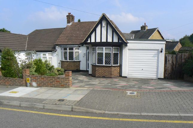 Thumbnail Semi-detached house to rent in The Meadway, Chelsfield, Orpington