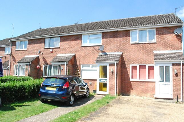 Thumbnail Terraced house to rent in Shelley Way, Thetford