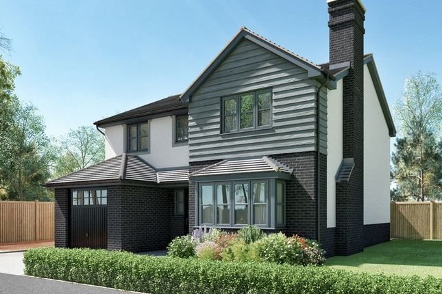 Thumbnail Detached house for sale in The Chestnut, Oakwood Development, Conwy