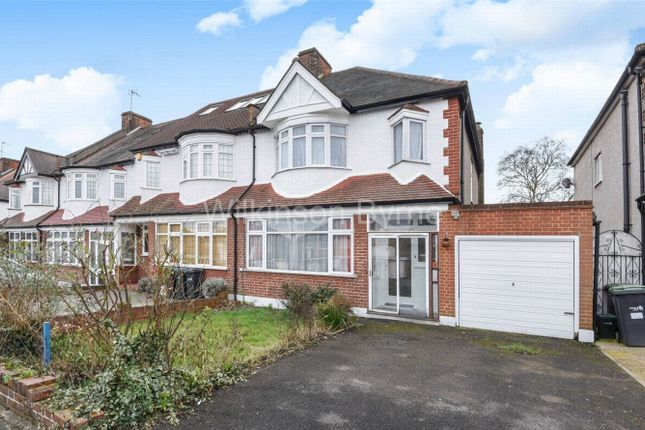 3 bed semi-detached house for sale in Seafield Road, London
