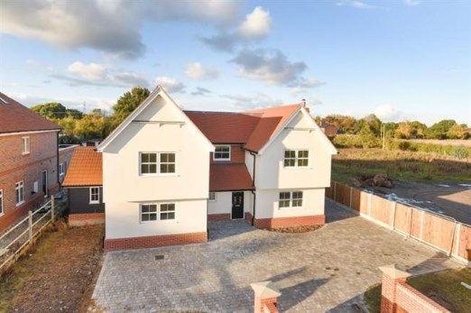 Thumbnail Detached house for sale in Great Bromley, Essex