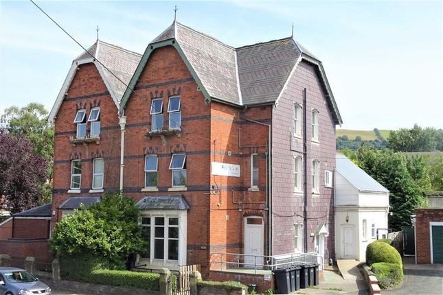Thumbnail Flat to rent in Flat 3 Nythfa, New Road, New Road, Newtown, Powys