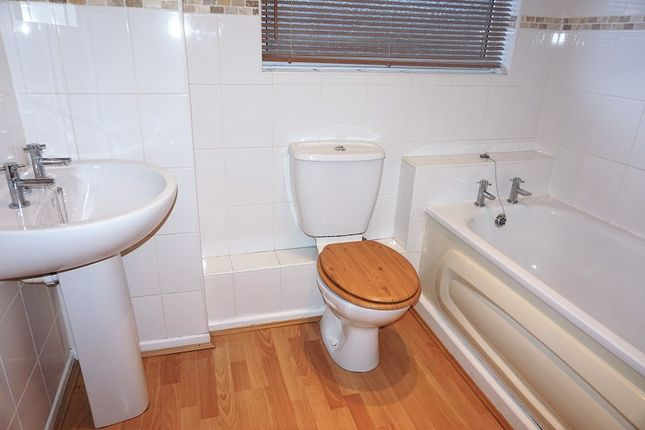 Bathroom of Hazeldene Avenue, Brackla, Bridgend, Bridgend County. CF31
