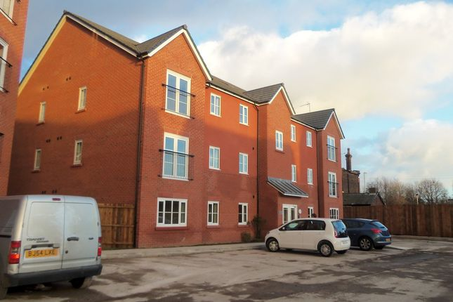 Thumbnail Flat to rent in Kenneth Close, Prescot