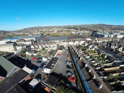 Thumbnail Land for sale in Albert Terrace, Twerton, Bath