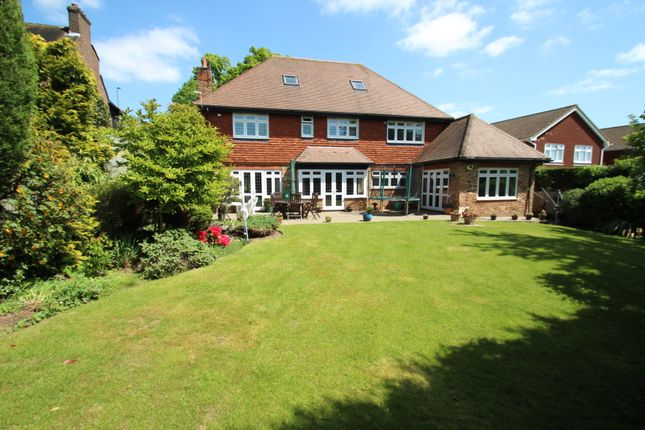 Thumbnail Detached house to rent in Chislehurst Road, Orpington, Kent