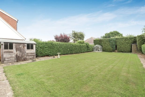 Thumbnail Bungalow to rent in St Winifreds Road, Biggin Hill