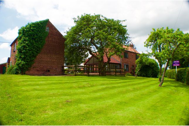 Thumbnail Detached house for sale in Cottam, Retford