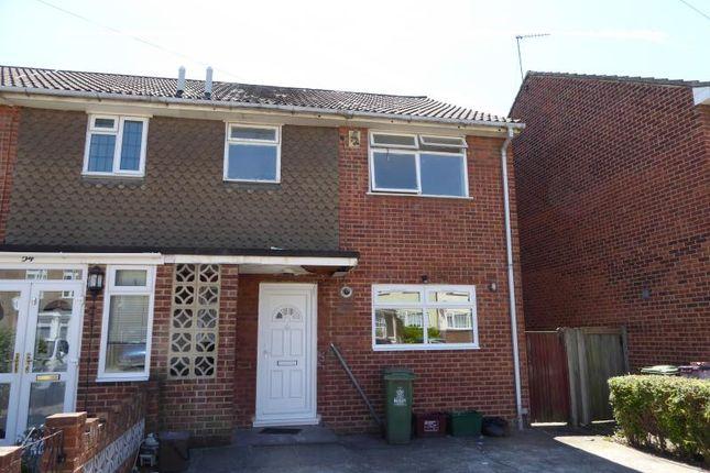 Thumbnail Semi-detached house to rent in Rushdene, London
