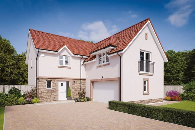 "Thumbnail Detached house for sale in ""The Dewar"" at Kelvinvale, Kirkintilloch, Glasgow"