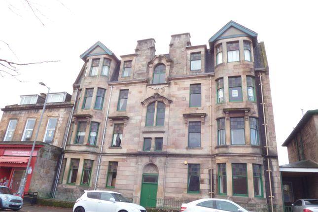 Thumbnail Flat for sale in Finnart Street, Greenock