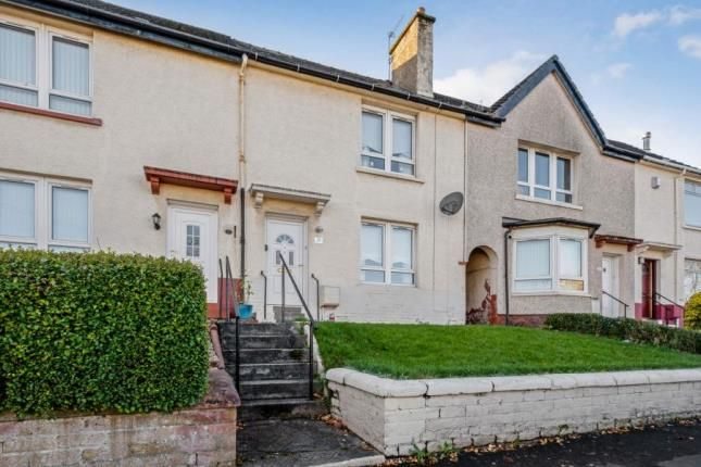 Thumbnail Terraced house for sale in Knightscliffe Avenue, Knightswood, Glasgow