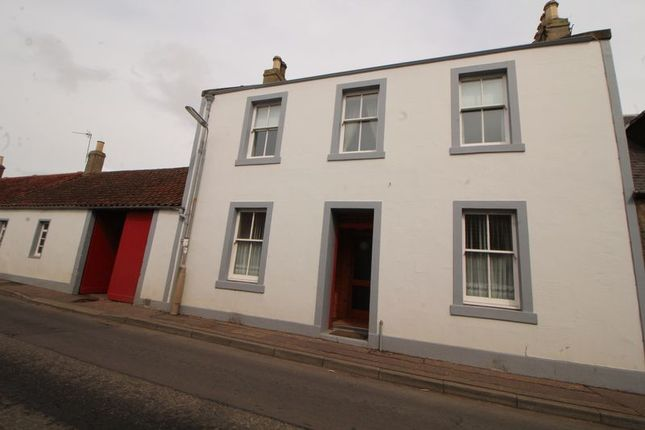 Thumbnail Terraced house for sale in Main Street, Colinsburgh, Leven
