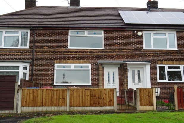 Thumbnail Property to rent in Falcon Crescent, Manchester
