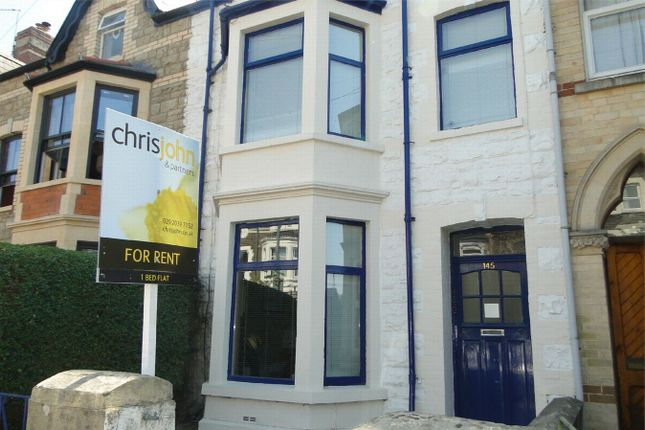 Thumbnail 1 bed flat to rent in Flat 2, 145 Kings Road, Pontcanna, Cardiff