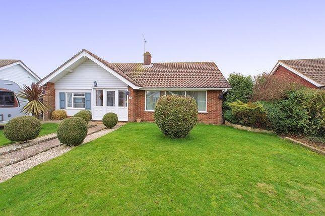 Thumbnail Detached bungalow for sale in Cambridge Drive, Bognor Regis