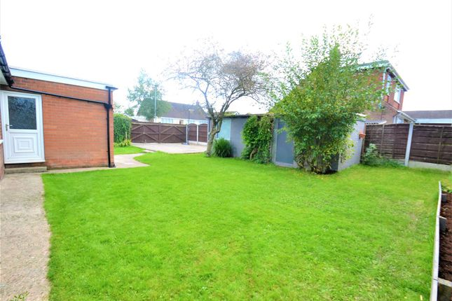 Rear Garden of Twiss Green Lane, Culcheth, Warrington WA3