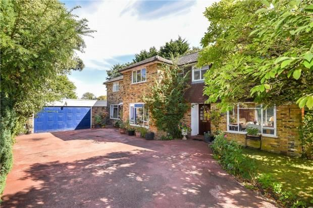 Thumbnail Detached house for sale in The Mount Close, Virginia Water, Surrey