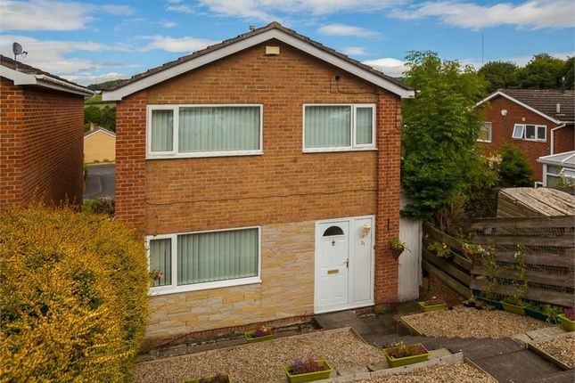Thumbnail Detached house for sale in Meadow Way, Lanchester, Durham