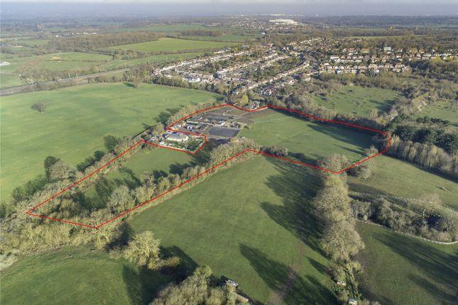 Thumbnail Land for sale in Bluebridge Road, Brookmans Park, Hatfield, Hertfordshire
