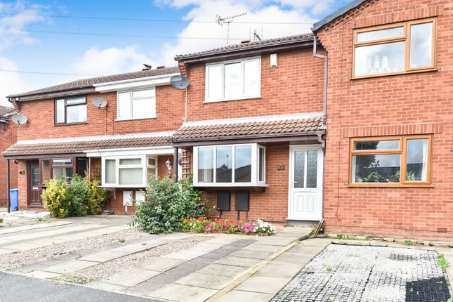 Thumbnail Town house for sale in Manifold Drive, Alvaston, Derby