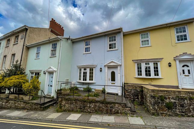 3 bed terraced house to rent in North Street, Haverfordwest SA61