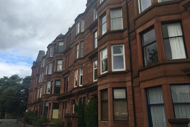 Thumbnail Flat to rent in Kingsley Avenue, Glasgow