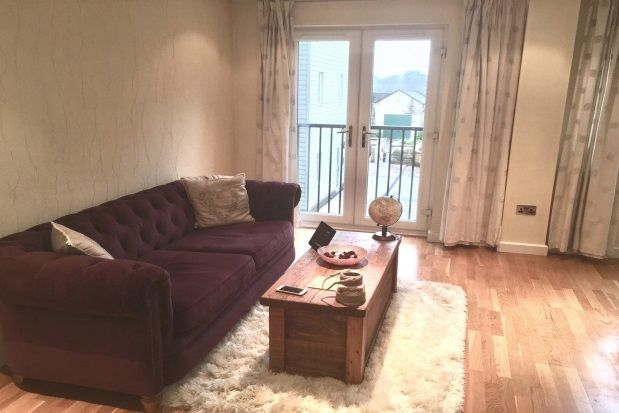 Thumbnail Flat to rent in The Millrace, Damside Street