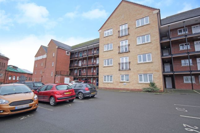 Thumbnail Flat to rent in Great Northern Road, Derby