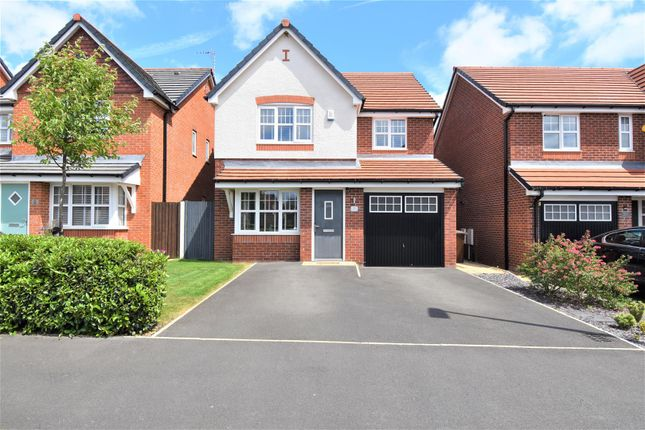 4 bed detached house for sale in Astley Brook Close, Tyldesley, Manchester M29
