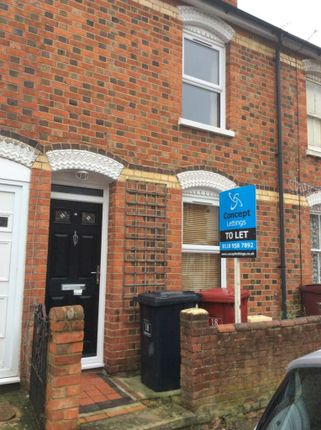 Thumbnail Terraced house to rent in Regent Street, Reading
