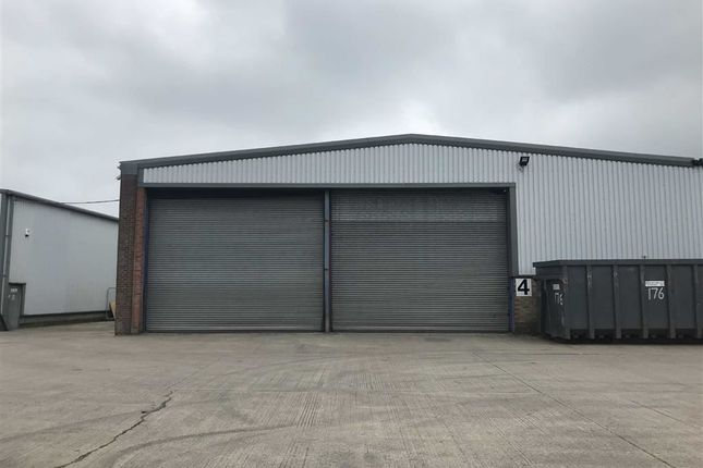 Thumbnail Light industrial to let in Unit 4, Bilton Way, Lutterworth, Leics, Leics