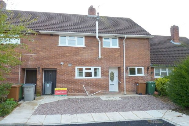 Thumbnail Terraced house to rent in Kelsall Close, Eastham, Wirral