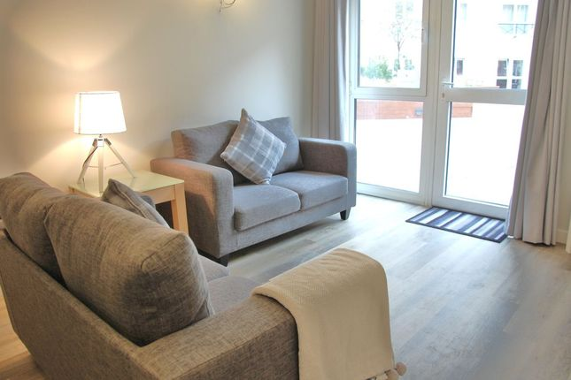 Thumbnail Flat to rent in Broad Street, Northampton
