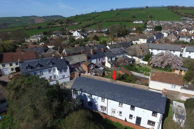Thumbnail Terraced house for sale in Fore Street, Silverton, Exeter